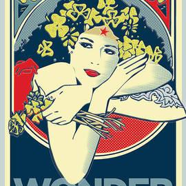 Wonder V by Pop Art World