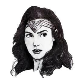 Wonder Woman 1984 by Ivan Florentino Ramirez