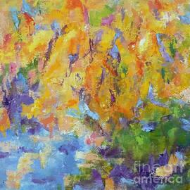Wonderful autumn day by Olga Malamud-Pavlovich