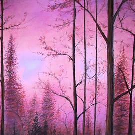 Woods by Jen Shearer