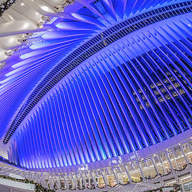 World Trade Center Station by Susan Candelario