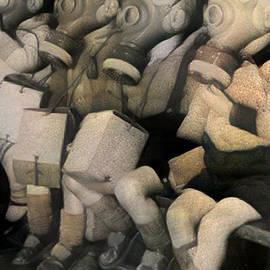 Worn Stones by Matthew Lazure