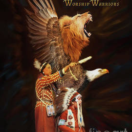 Worship Warriors by Constance Woods