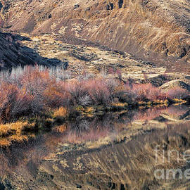 Yakima River Illusions by Mike Dawson