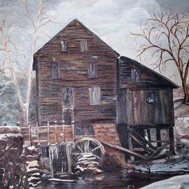 Yates Mill by Catherine Ludwig Donleycott