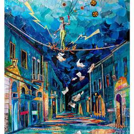 Year Of Living Dangerously by Li Newton