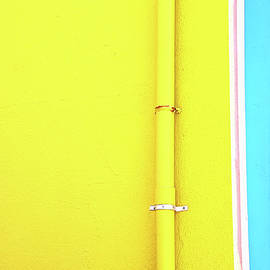 Yellow and Blue by Allen Beatty