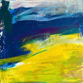 Yellow Field of Gold by MC Mintz