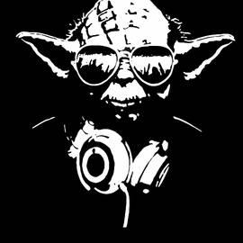 Yoda DJ Star Wars by Geek N Rock