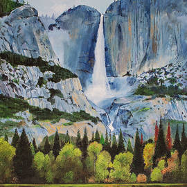 Yosemite National Park by Bill Dunkley