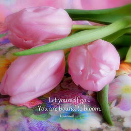 You are bound to bloom by Karen Cook