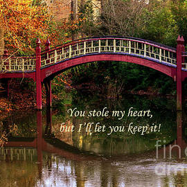 You Stole My Heart by Norma Brandsberg