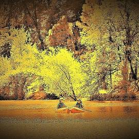 Young at Heart at Goldwater Lake by Elizabeth Pennington