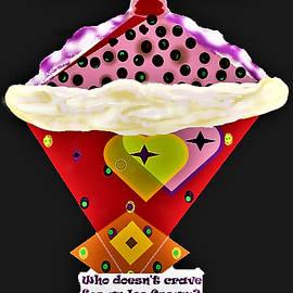Yummy delicious creamy Icecream by Abdul Gaffur