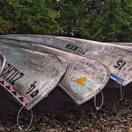 Zilker Canoes by Scarola Photography