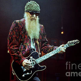 ZZTop-97-Billy-0708 by Gary Gingrich Galleries