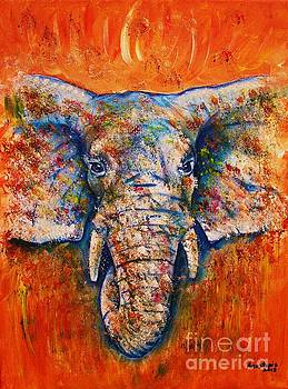 Elephant by Anastasis  Anastasi