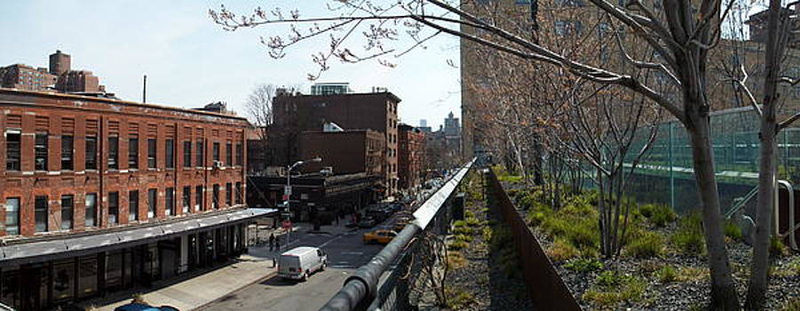 Highline to Street by Wayne Gill