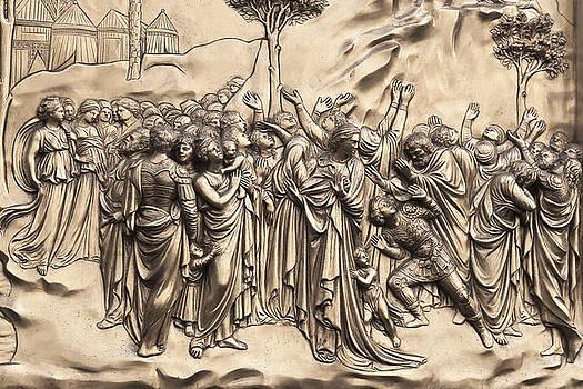 Moses by John Hix