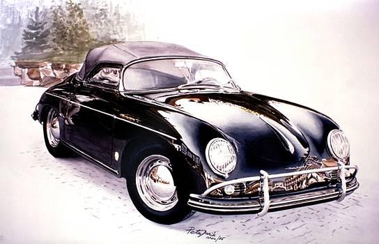 Porsche 356  by Peter Jurik