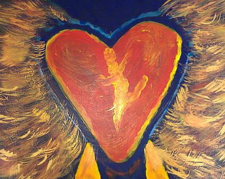 Becoming Golden  by Elisheva Herrera