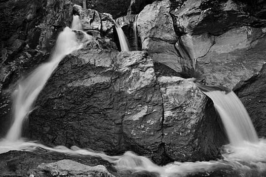 Bolton Falls by Wendell Ducharme Jr