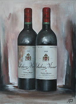 Chateau Musar 1989 by Tommy G Sundman