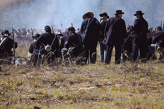 Civil War by Kitty Ellis