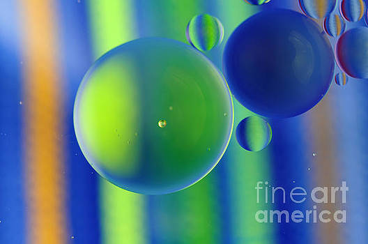 Colorful Bubbles by Paulo Simao