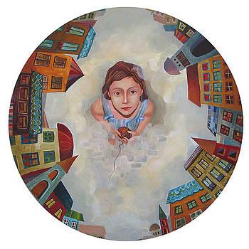 Face to face by Ioana Harjoghe Ciubucciu