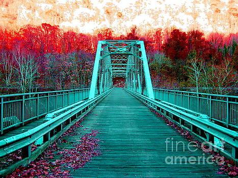 Fayette Station Bridge by Amy Sorrell