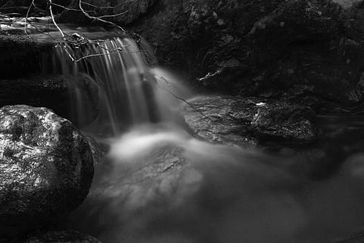 Gleason Brook Falls by Wendell Ducharme Jr