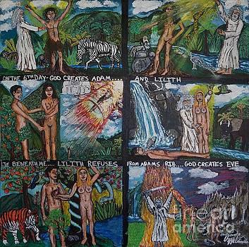 Gods Paradise by Visual  Renegade Art
