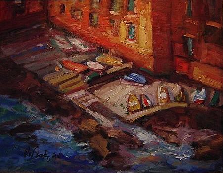 Imbarcadero by R W Goetting