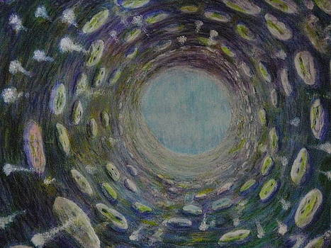 In the Well II by Jacquelyn Roberts