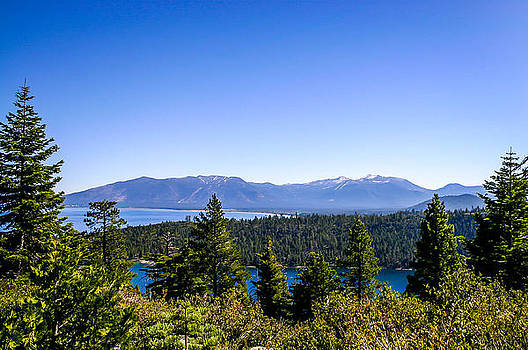 Lake Tahoe by Shey Stitt