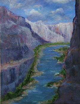 Marble Canyon by Thomas Restifo