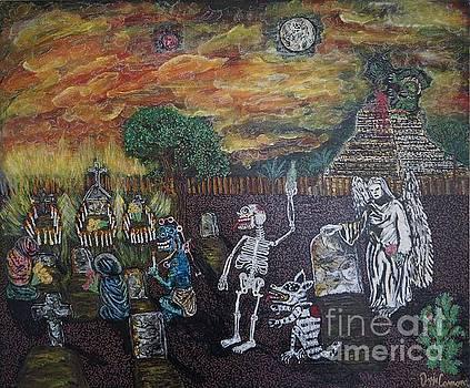 Maya Muerto by Visual  Renegade Art