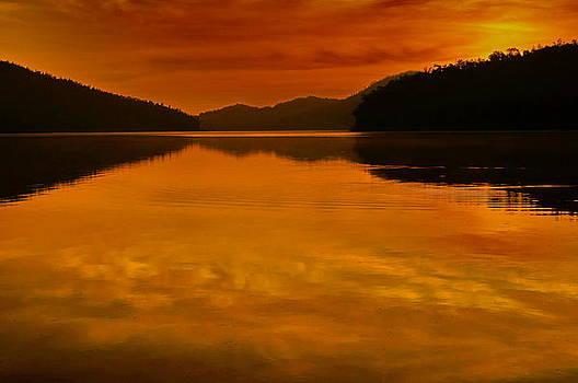 Morning Light by Senee Sriyota