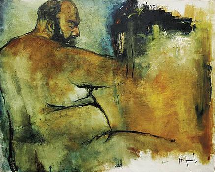 Nude 8 by Alexei Biryukoff