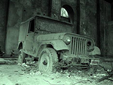 Old Jeep by Salman Ravish