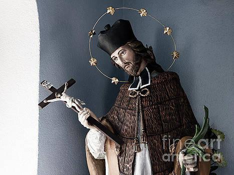 Saint John of Nepomuk by Agnieszka Kubica