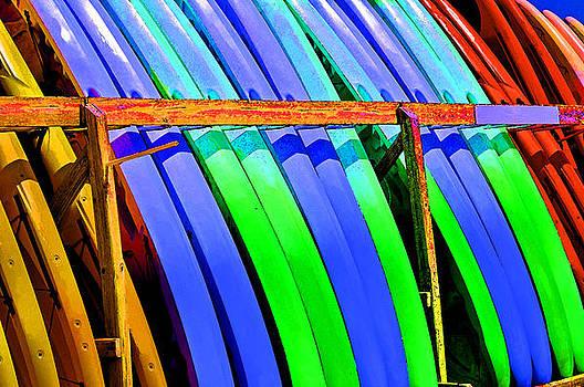 Sea Kayaks by Peter  McIntosh