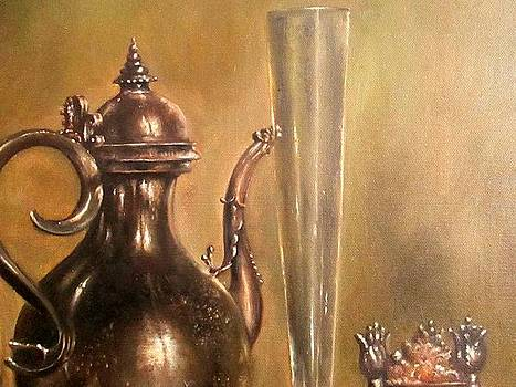 Still Life Detail by Ian Szkorka