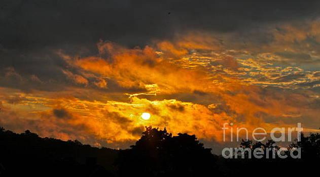 Sunrise by Jay Nodianos