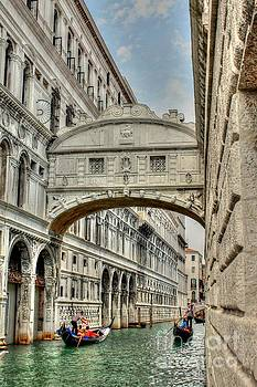 The Bridge of Sighs by Ines Bolasini