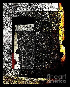 Trigonometric Expressionism by Alex Nodopaka