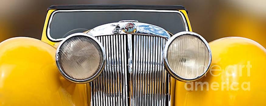 Triumph Roadster  1946 by Evgeniy Lankin