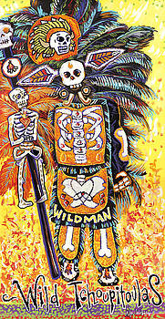 Wildman John by Mardi Claw