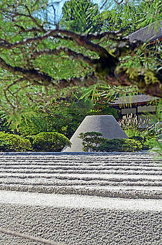 Ginkakuji, Temple Of The Silver Pavilion by Nano Calvo